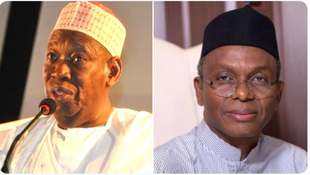 I think El-Rufai doesn't understand the issue of insecurity - Governor Abdullahi  Ganduje