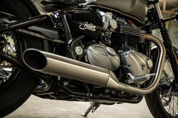 Triumph Bonneville Bobber Price In India Specs An Features