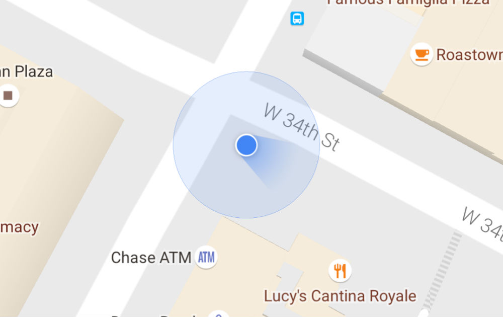 Google Map: Can't find my Location even if GPS is ON [Solved