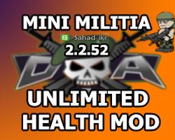 Mini militia mega mod apk download