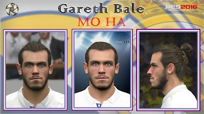 PES 2016 Gareth Bale v3