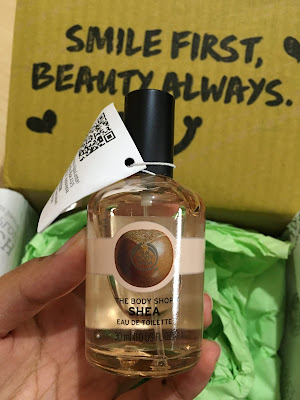 Perbedaan Parfum The Body Shop Original vs Ori Reject
