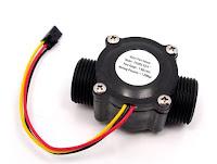 sensor flow meter