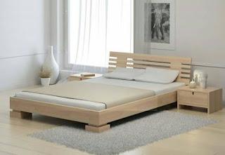 Model dipan kayu minimalis