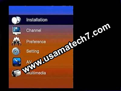 1506t, 1506f and 1506tv Receivers New Softwares