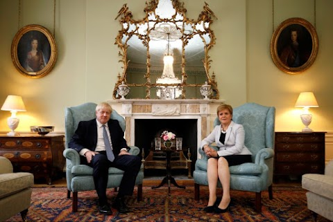 A brit munkáspártiak szabad utat adnának az újabb skót függetlenségi népszavazásnak