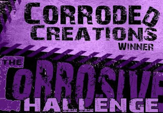 The Corrosive Challenge Winnter