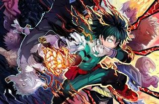 Anime Boku no Hero Academia, sinopsis Anime Boku no Hero Academia, tokoh utama Anime Boku no Hero Academia, jalan cerita Anime Boku no Hero Academia, genres Anime Boku no Hero Academia, penulisa manga Anime Boku no Hero Academia, tahun rilis Anime Boku no Hero Academia