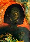 Abstract Face Art to  Shop  |  Artmiabo