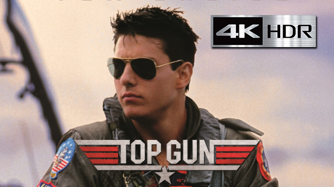 Top Gun: Pasión y gloria (1986) BDRip 4K UHD [HDR] Latino-Castellano-Ingles