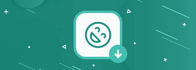 تطبيق تحميل ملصقات عربية جاهزة.