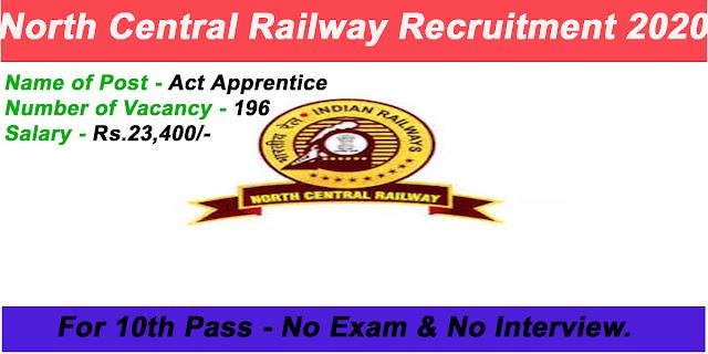 North Central Recruitment 2020
