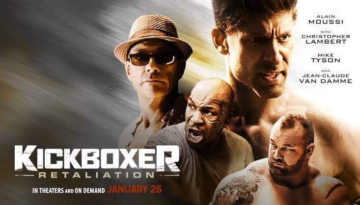 Kickboxer: Retaliation (2018) Bluray Subtitle Indonesia
