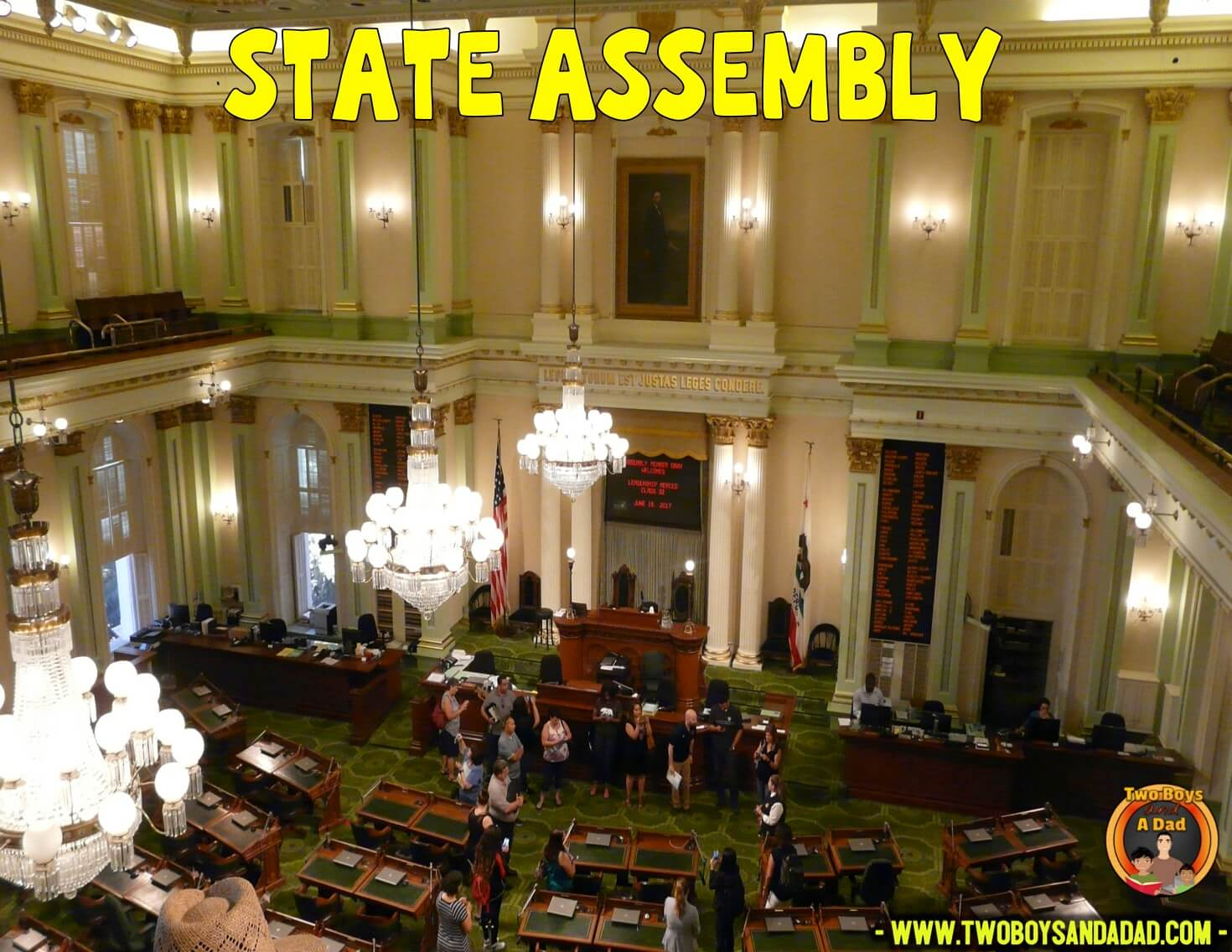 State Assembly Chamber