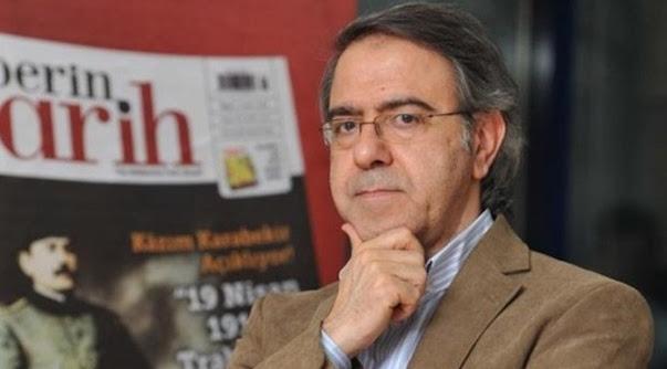 Tarihçi Yazar Mustafa Armağan kimdir? aslen nereli? kaç yaşında? biyografisi ve hayatı hakkında kısa bilgi.