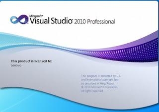 Microsoft Visual Studio 2010 Professional Full Version