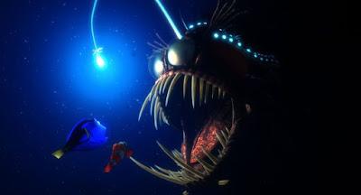 Alasan Makhluk Laut dalam Memiliki Bentuk Menyeramkan