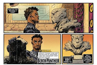 Pantera Negra Vs. Masacre, Por un puñado de vibranium