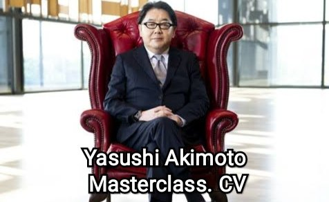 yasushi akimoto pensiun cv