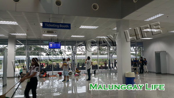 New Puerto Princesa International Airport