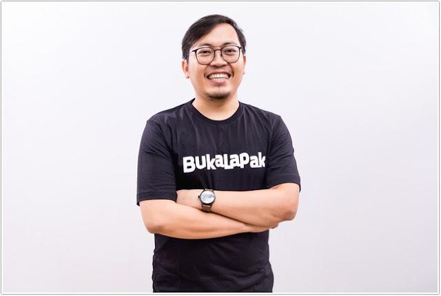 Achmad Zaky;Sukses Bisnis Achmad Zaky Membangun Bukalapak;