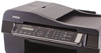 epson workforce 520 drivers mac