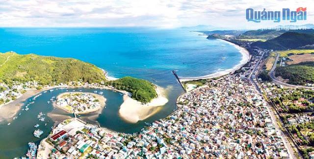 Quảng Ngãi quy hoạch Trung tâm đô thị Phổ Quang 573 ha