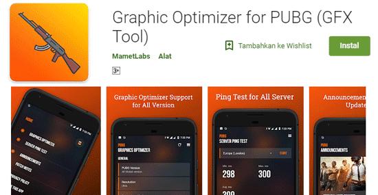 aplikasi meningkatkan grafik pada game pubg di hp samsung