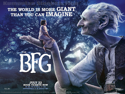 Sinopsis Film The Big Friendly Giant