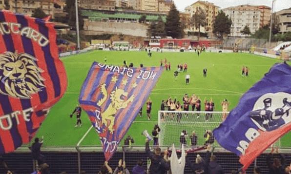 Calcio, Serie C: il Potenza pareggia 2-2 con la Viterbese