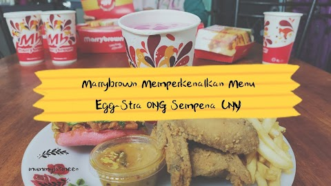 Marrybrown Menampilkan Set Egg-Stra ONG Sempena CNY