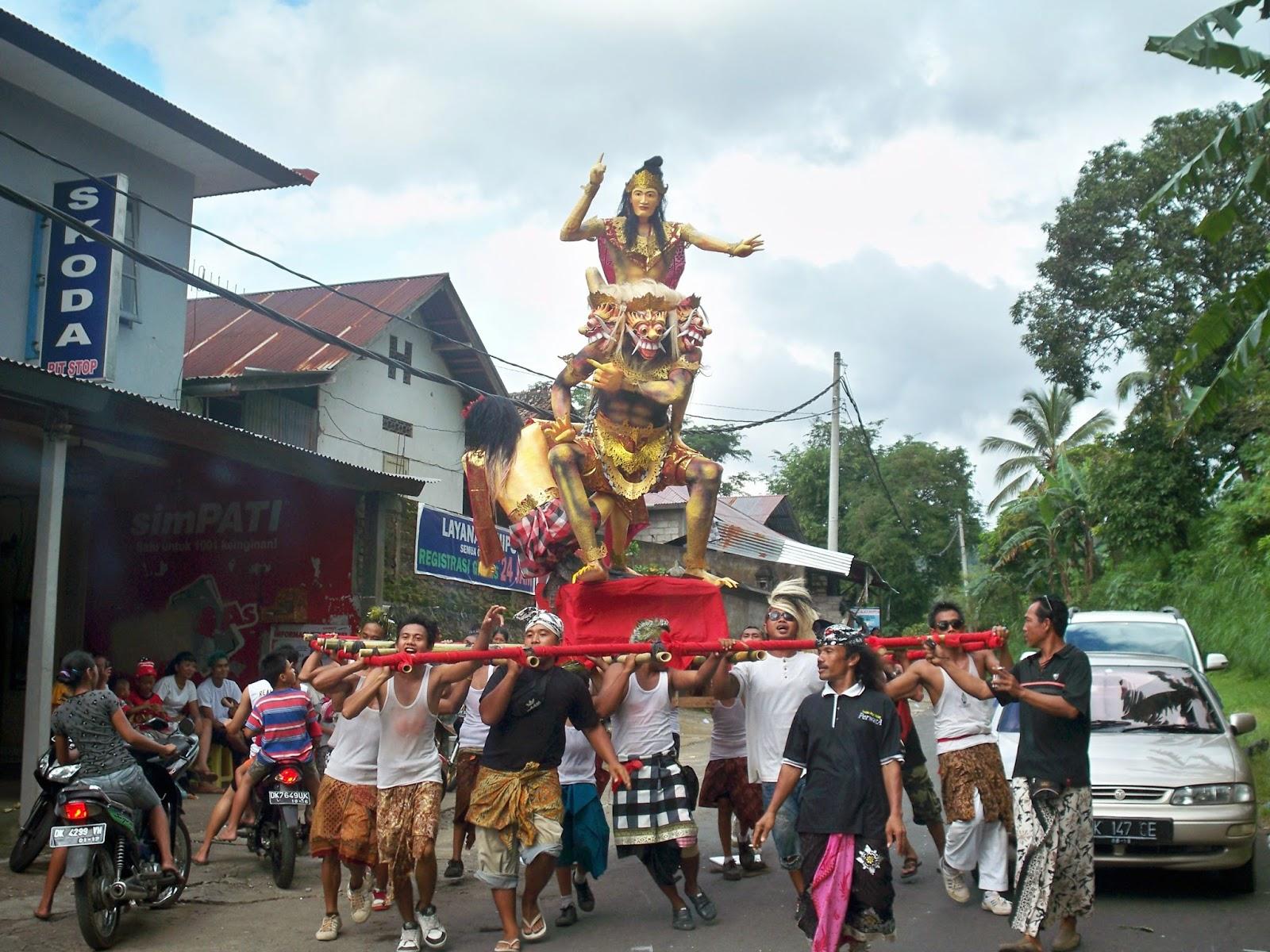 Puasa Penuh Saat Hari Raya Nyepi
