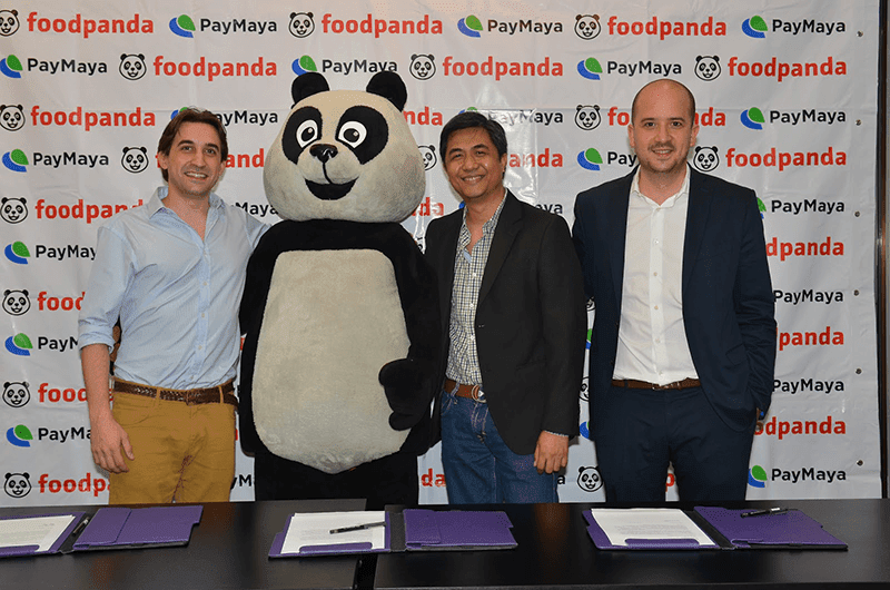 PayMaya Is Now The Digital Partner Of Foodpanda! (Press Release)