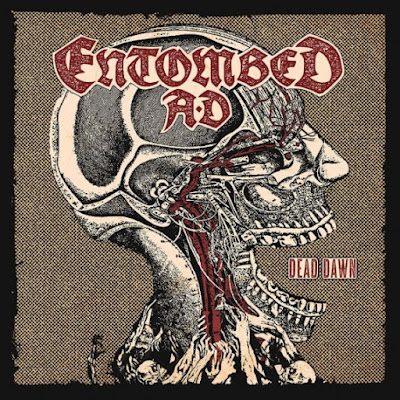 Entombed AD - Dead-Dawn - album cover