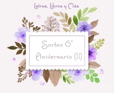 6º Aniversario - Sorteo II