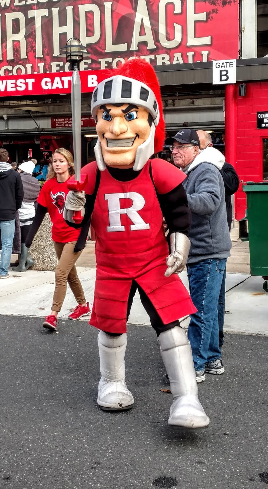 Sports Road Trips: Michigan State Spartans 40 at Rutgers
