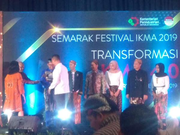 Meriahnya Semarak Festival IKMA 2019