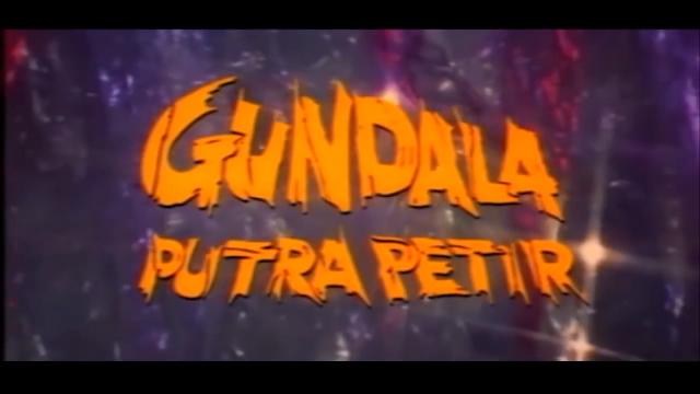Gundala Putra Petir (1981) 720p