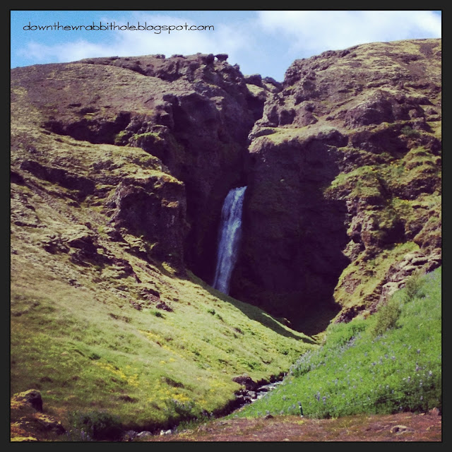 Ring Road Iceland, driving the Ring Road in Iceland, Ring Road waterfall