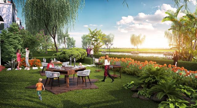 Khám phá không gian nghỉ dưỡng tầm cao tại dự án Sunshine Empire Ciputra Hà Nội