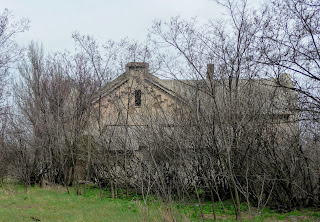 Остановочный пункт Чунишино Краснолиманской дирекции Донецкой железной дороги.