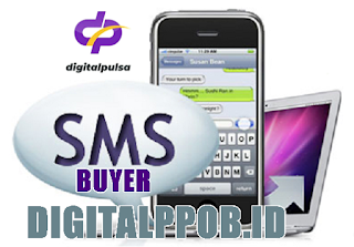 sms buyer digital pulsa
