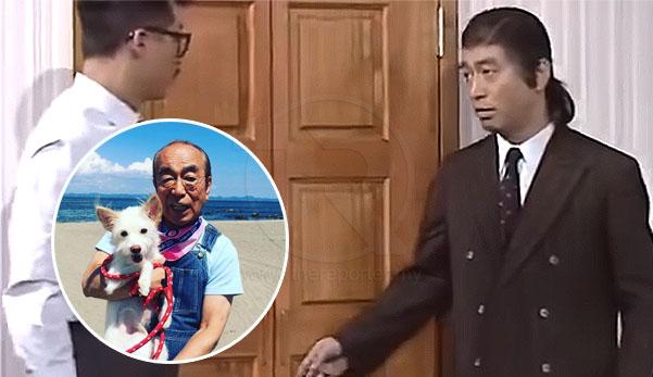 Pelawak lejen Jepun, Ken Shimura, meninggal dunia akibat koronavirus