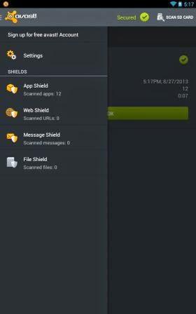 Avast Mobile Security & Antivirus Premium Terbaru