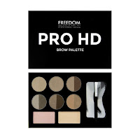 Freedom Pro HB Brow Palette