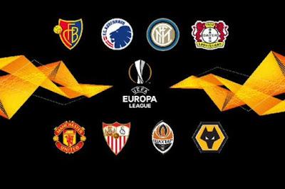 مواعيد مباريات دور الثمانية في الدوري الأوروبي
