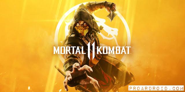 لعبة مورتال كومبات Mortal Kombat X v2.1.2 مهكرة للأندرويد آخر اصدار logo