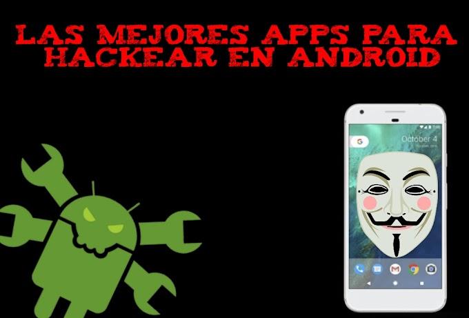 Las mejores Apps de hacking para android