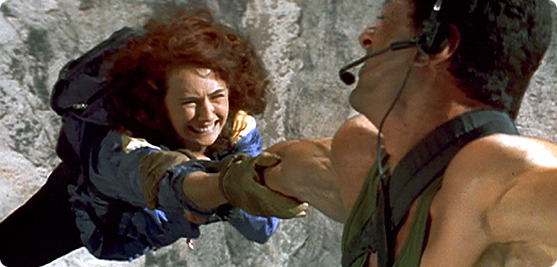 CLIFFHANGER Is Getting A Reboot, Writer Hired