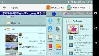 X-plore File Manager Donate Apk v4.23.20 [Mod] [Latest]
